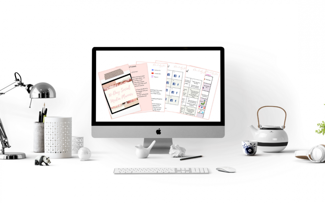 30-Day Social Media Planner